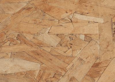 Montant – Rail en bois